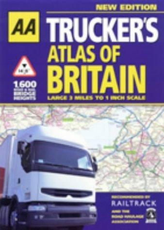 Trucker's Atlas of Britain