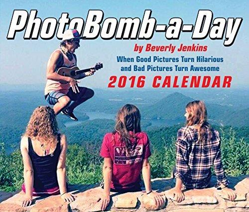 PhotoBomb-a-Day 2016 Calendar