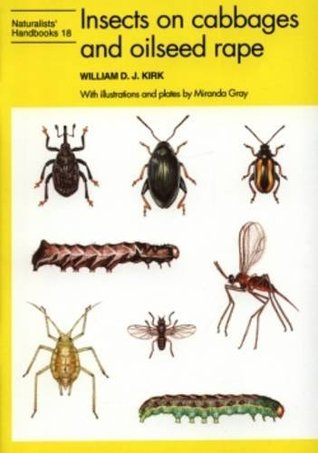 Insects on Cabbages and Oilseed Rape (Naturalists' Handbook)