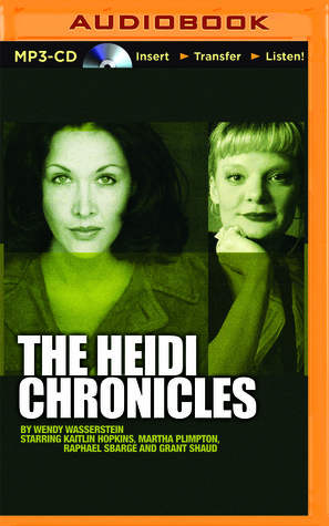 womens studies analysis of heidi chronicles View notes - the heidi chronicles character analysis from thar 206 at roosevelt riley lynn fundamentals of acting ii 1/29/17 the heidi chronicles character analysis 1) what does the title of the.