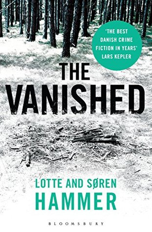 The Vanished (Konrad Simonsen, #3)