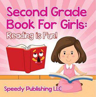 Second Grade Book For Girls: Reading is Fun!: Phonics for Kids 2nd Grade (Children's Beginner Readers Books)
