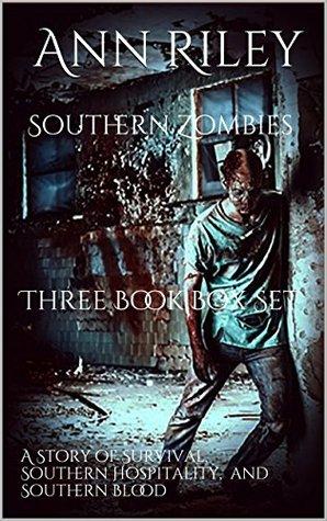 Southern Zombies Three Book Box Set