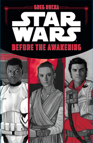 Before the Awakening(Star Wars Disney Canon Junior Novel)