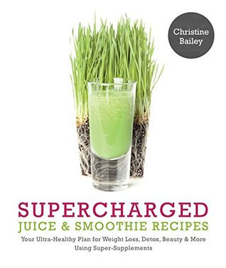 Supercharged Juices & Smoothies