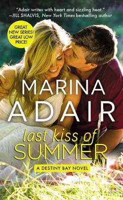 Last Kiss of Summer (Destiny Bay, #1)