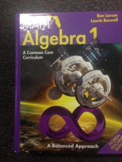 Big Ideas Math Algebra 1