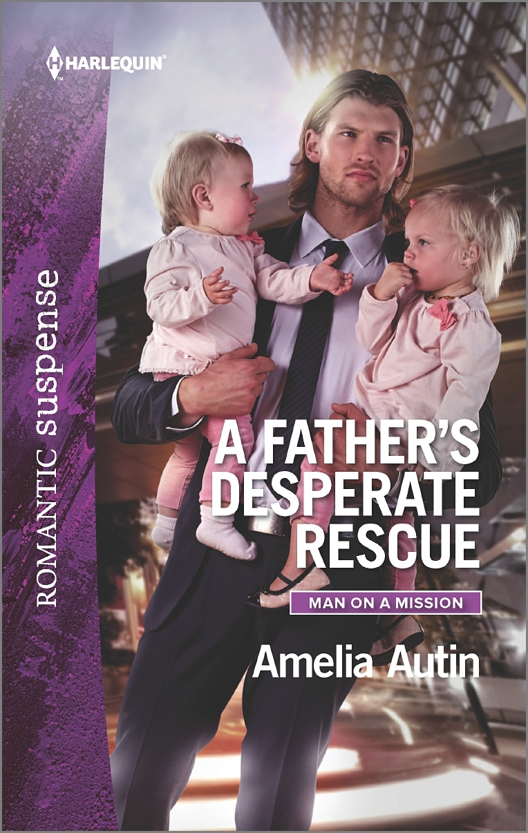A Father's Desperate Rescue (Man on a Mission #5)