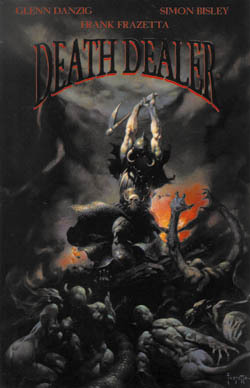 Death Dealer #1 (The New Covenant, #1)