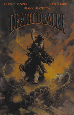 Death Dealer #2 (The New Covenant, #2)