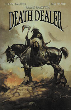 Death Dealer #3 (The New Covenant #3)