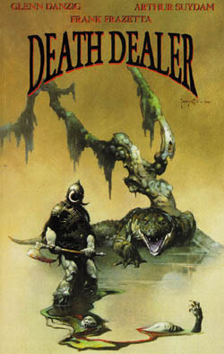 Death Dealer #4 (The New Covenant, #4)