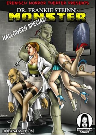 Dr. Frankie Steinn Monster