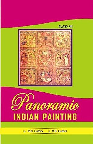 panoramic indian painting class XII cbse english