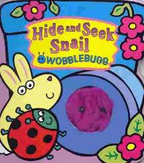Hide and Seek Snail