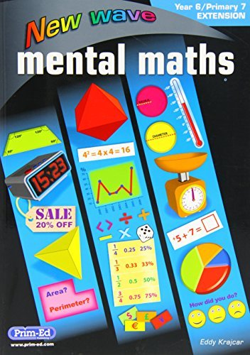 New Wave Mental Maths Year 6/Primary 7 EXTENSION