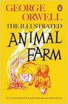 The illustrated animal farm (Illustrated by J. Batchelor and J. Halas)
