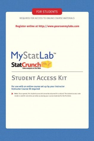 NEW MyMathLab with eBook -- Instant Access -- for Stats: Modeling the World