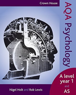 Crown House AQA Psychology AS level and year 1