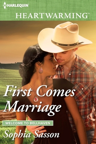First Comes Marriage by Sophia Sasson