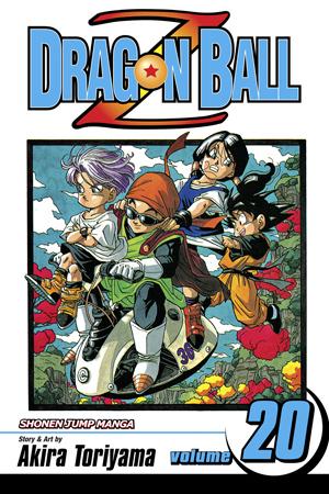 Dragon Ball Z, Vol. 20 by Akira Toriyama