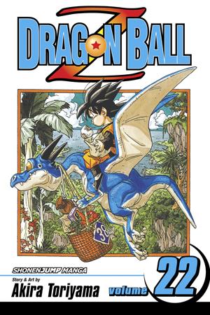 Dragon Ball Z, Vol. 22: Mark of the Warlock (Dragon Ball Z, #22)
