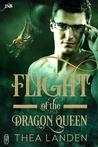 Flight of the Dragon Queen by Thea Landen
