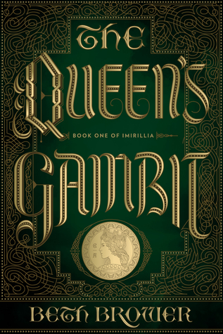 The Queen's Gambit (The Books of Imirillia #1)