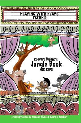Rudyard Kipling's Jungle Book for Kids
