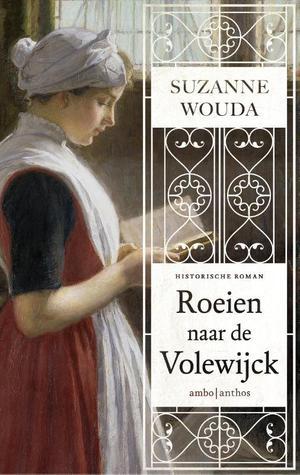 Roeien naar de Volewijck by Suzanne Wouda
