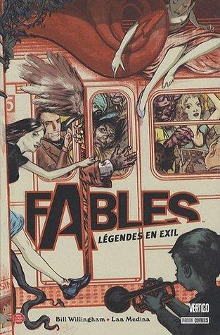 Légendes en exil (Fables, #1)