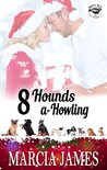 8 Hounds a-Howling (Klein's K-9s, #2)