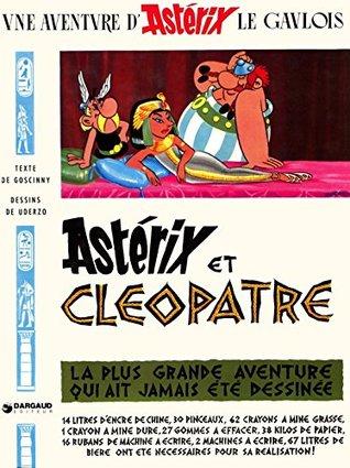 Astérix et Cléopâtre: Une aventure d'Astérix le gaulois