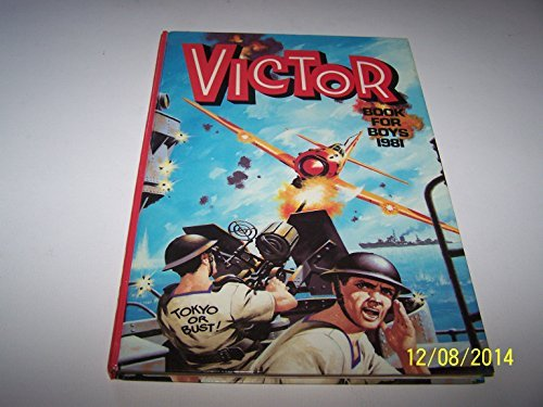 Victor : book for boys 1981