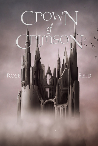 Crown of Crimson (The Afterlight Chronicles, #1)