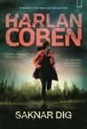 Saknar dig by Harlan Coben