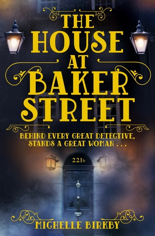 The House at Baker Street (A Mrs Hudson and Mary Watson Investigation #1)