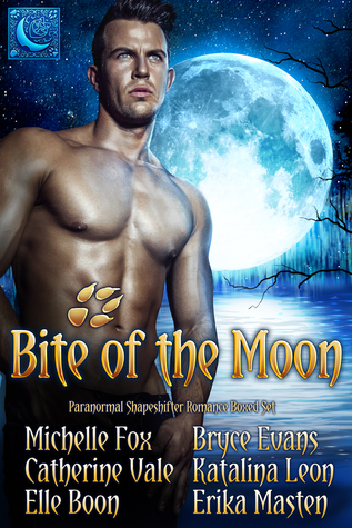 Ebook Bite of the Moon: Paranormal Shapeshifter Romance Boxed Set by Michelle Fox TXT!