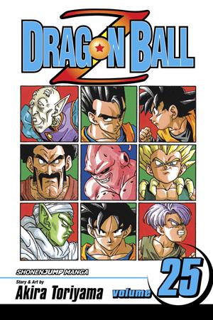 Dragon Ball Z, Vol. 25: Last Hero Standing! (Dragon Ball Z, #25)