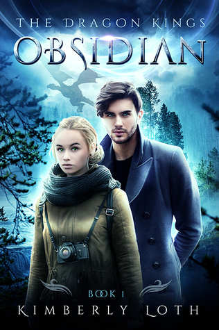 Image result for Obsidian (The Dragon Kings Book 1)