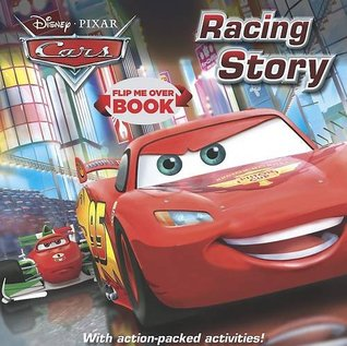 Disney Pixar Cars Racing Story Action Packed Activites