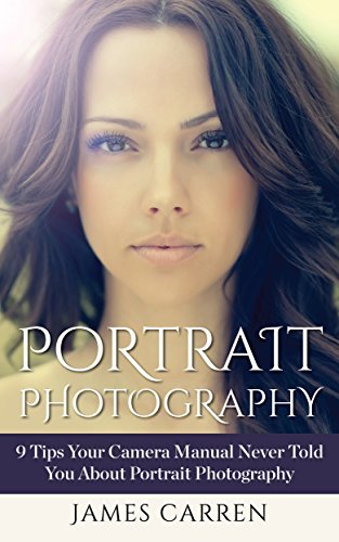 PHOTOGRAPHY: Portrait Photography - 9 Tips Your Camera Manual Never Told You About Portrait Photography