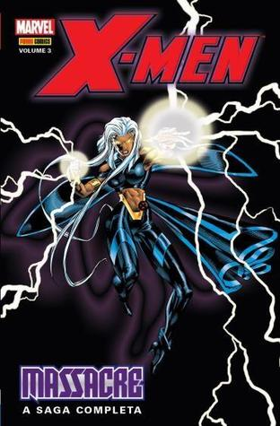 Ebook X-Men: Massacre - A Saga Completa, Vol 3 by Peter David PDF!