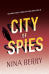 City of Spies (Pagan Jones, #2)