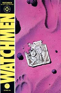 Watchmen #4: Watchmaker