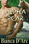 Alpha Bear (Tales of the Were: Grizzly Cove #4)
