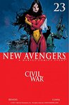 New Avengers (2004-2010) #23 by Brian Michael Bendis