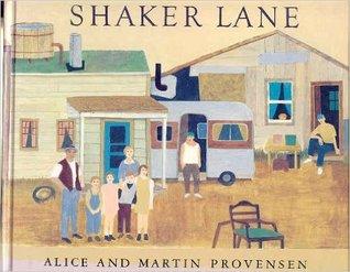 Shaker Lane by Alice Provensen