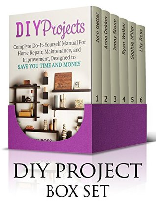 Diy projects box set 90 surprisingly useful diy projects for your 28493213 solutioingenieria Gallery