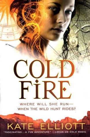 Cold Fire(Spiritwalker 2)